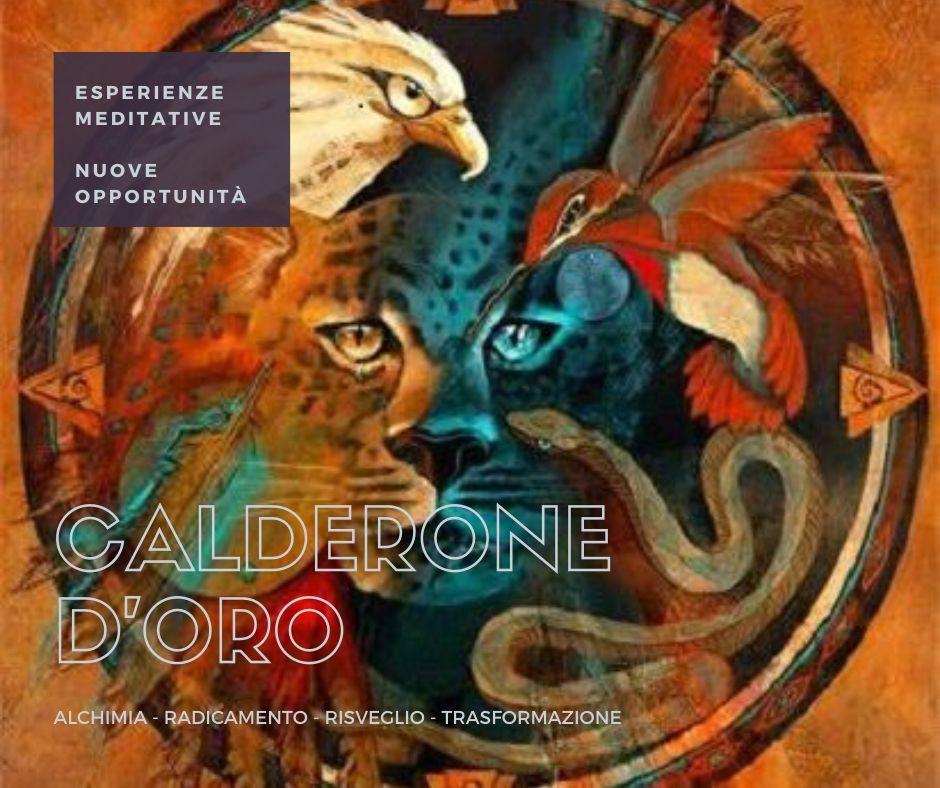 CALDERONE D'ORO